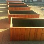 Custom 72 x 42 x 24 planters