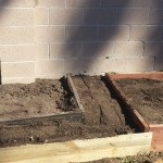 They are not all masterpieces :) - My raised beds in my yard